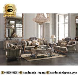 sofa mewah elegan