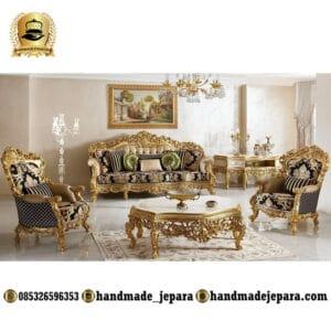 Sofa Tamu Turkey Style