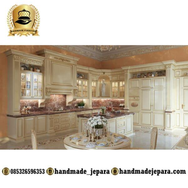 Kitchen Set Mewah Elegant