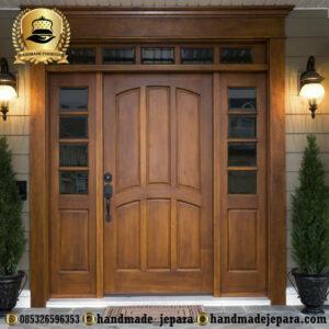 Pintu Rumah Minimalis Klasik