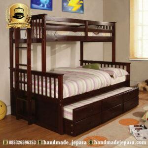 Tempat Tidur Tingkat Baru