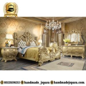 Kamar Set Klasik Jepara